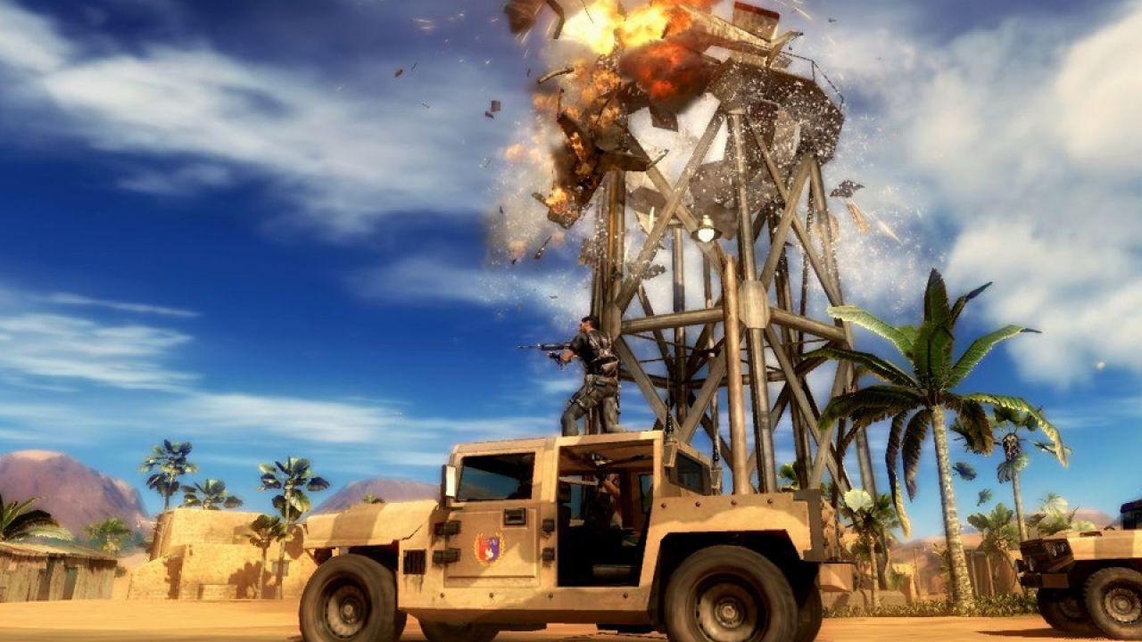 Avalanche Studios ha in pausa lo sviluppo di un videogioco open-world steampunk