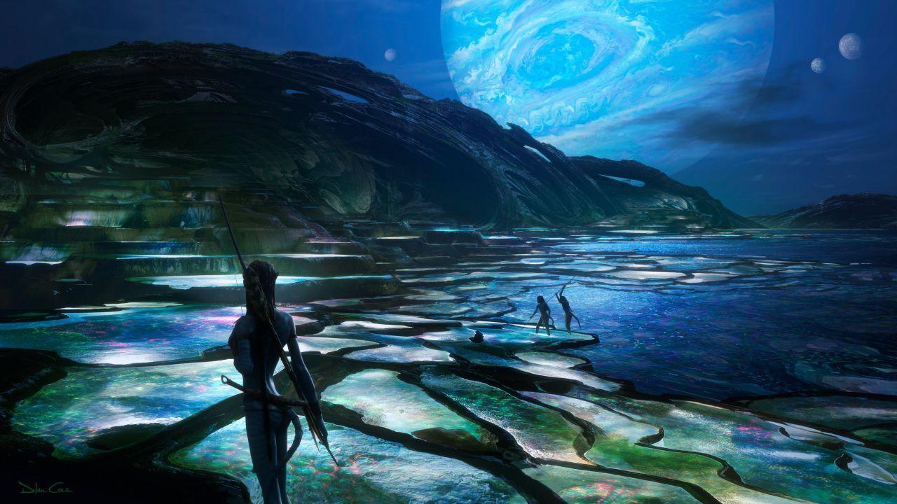 Avatar 2, gli umani in guerra nelle esplosive nuove immagini del film di James Cameron!