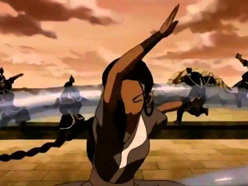 Avatar: The Last Airbender, questo cosplay di Katara è un grande successo tra i fan