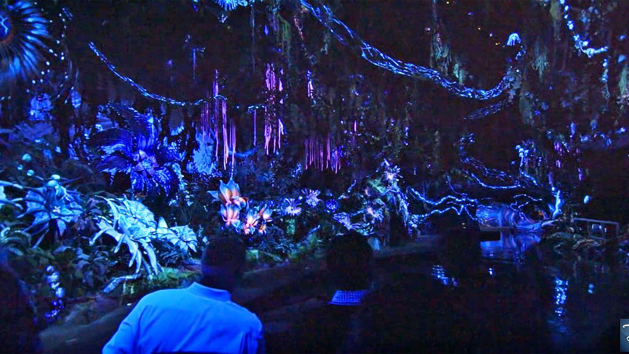 Avatar: Un video mostra la nuova attrazione Disney sul film