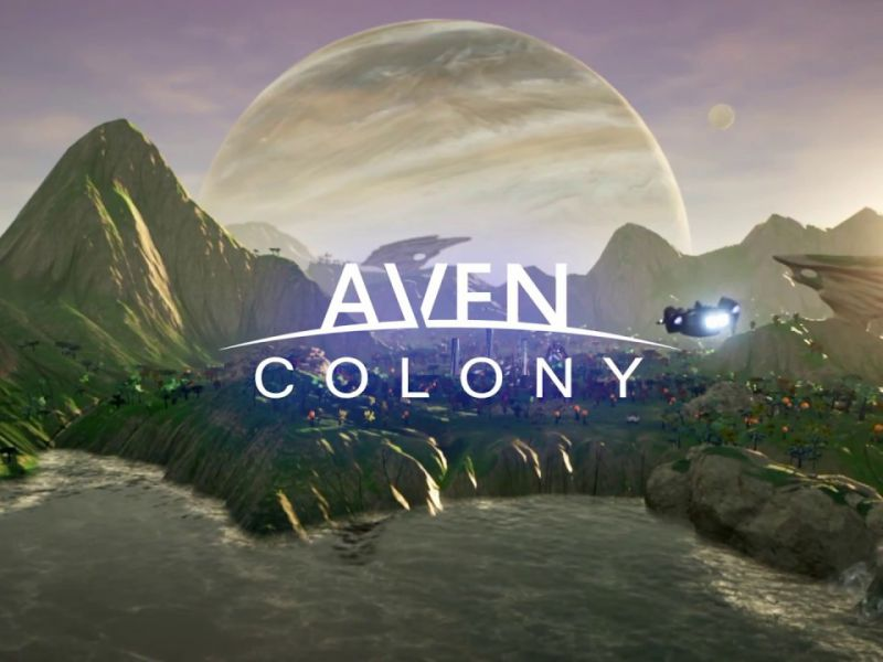 Aven Colony è ora disponibile su PC, PS4 e Xbox One: ecco il trailer di lancio