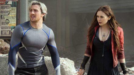 Avengers: Age of Ultron, una featurette su Quicksilver e Scarlet Witch