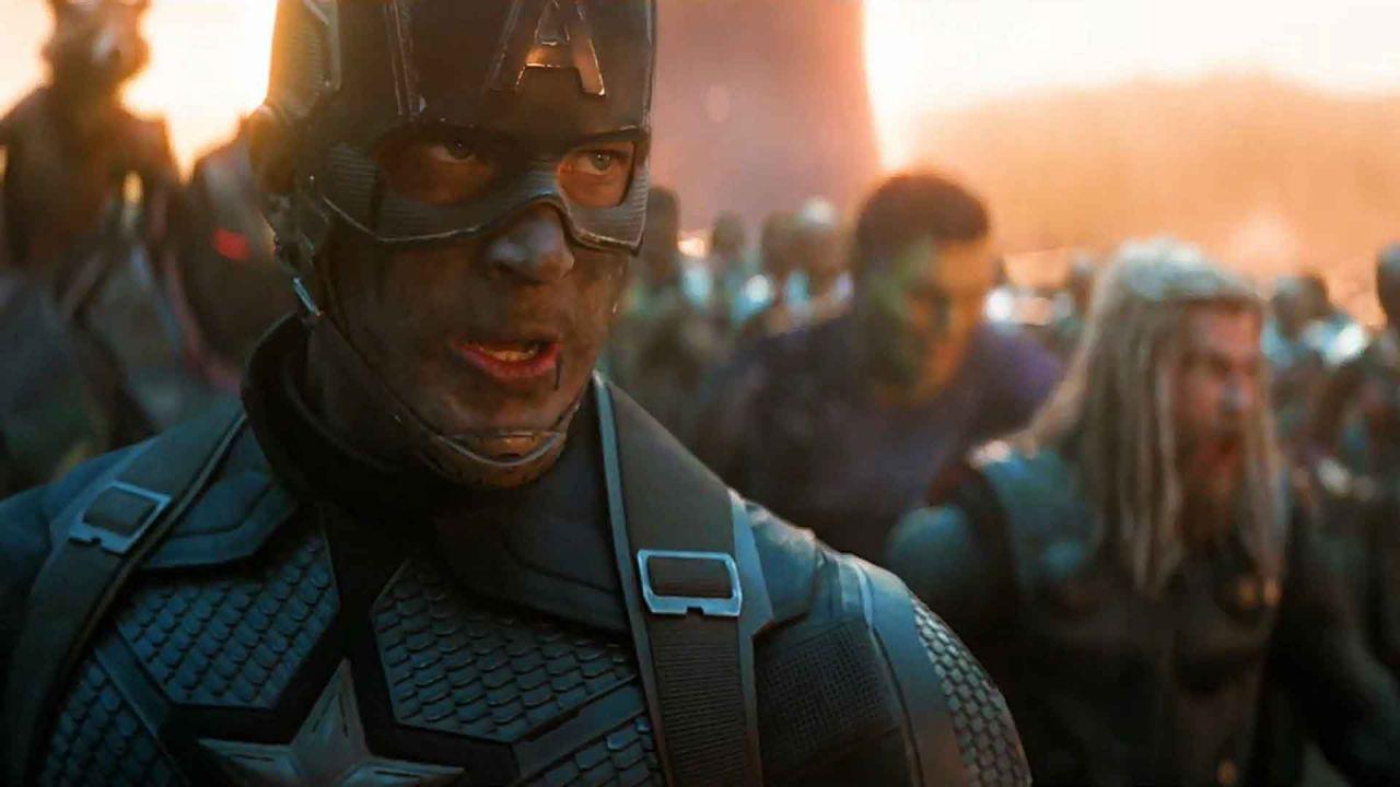 Avengers: Endgame, ecco l'allenamento di Chris Evans per quella sensazionale scena