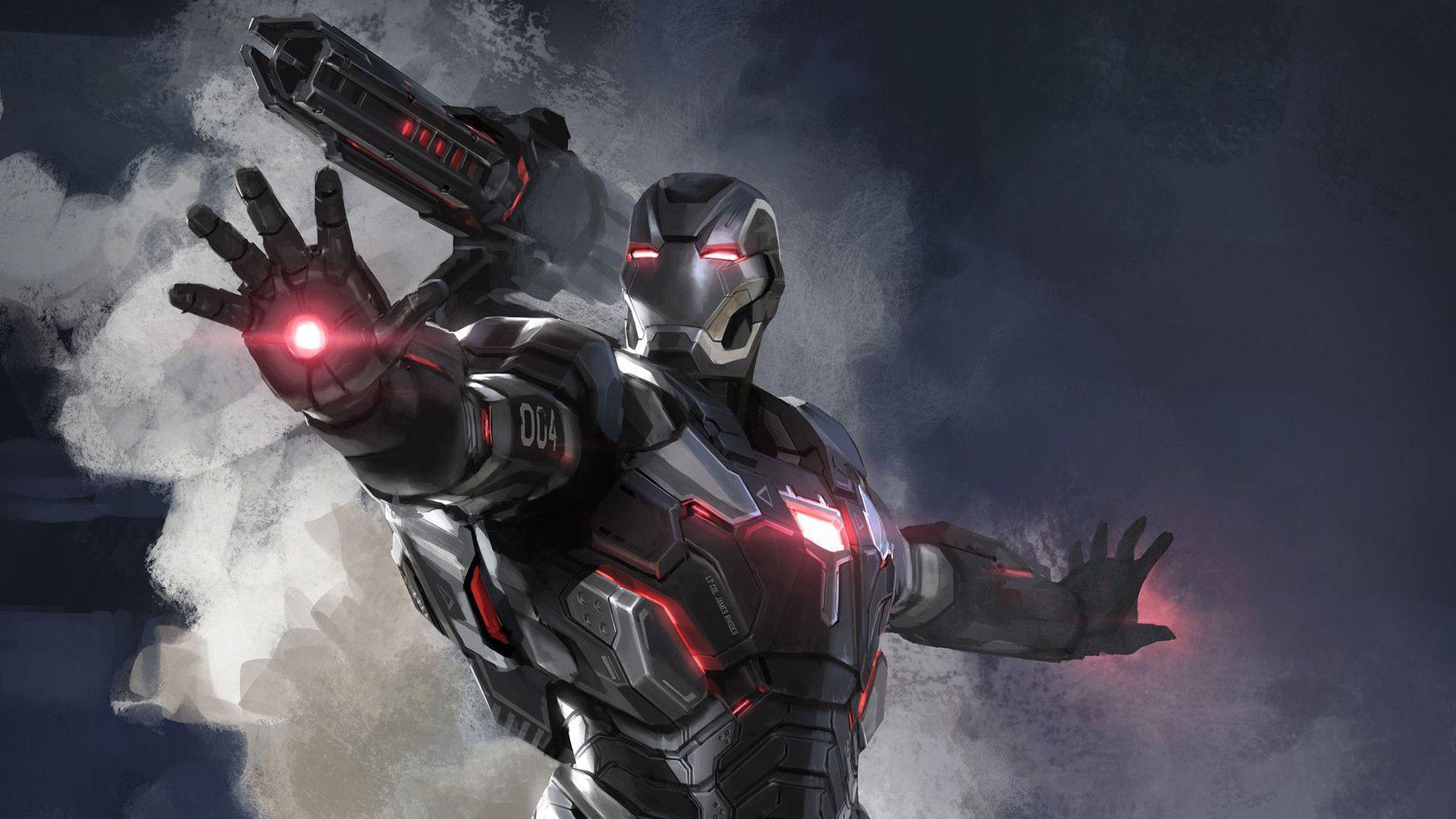 Avengers: Endgame, in arrivo un'altra armatura per War Machine?