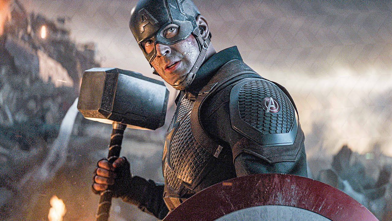 Avengers: Endgame, Captain America diventa un fumetto vintage in una splendida fan art