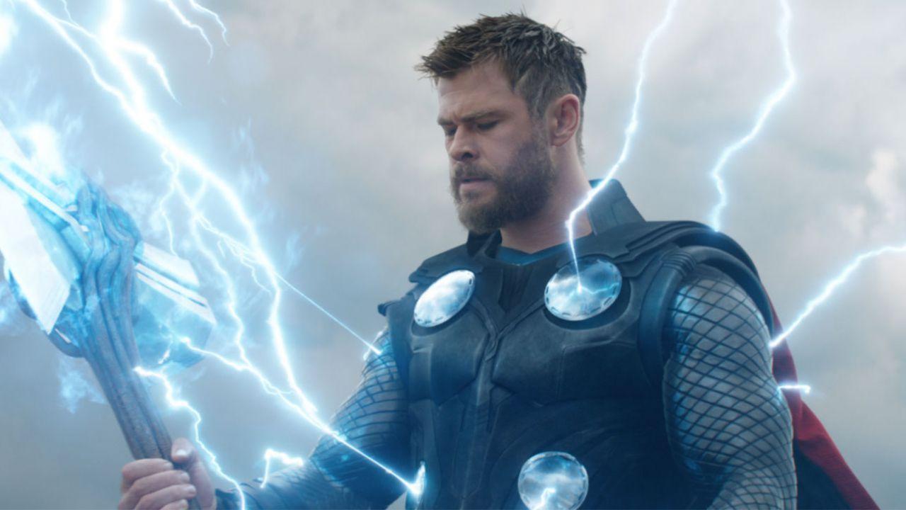 Avengers: Endgame, Chris Hemsworth e la sua reazione alla svolta di Thor