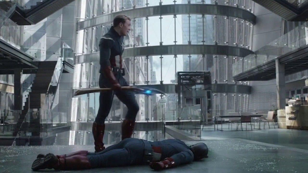 Avengers: Endgame, com'è nata la battuta sul sedere di Cap?