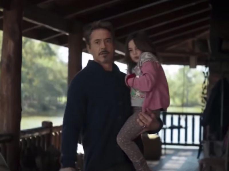 Avengers: Endgame, la figlia di Tony Stark ottimista sul ritorno di Morgan