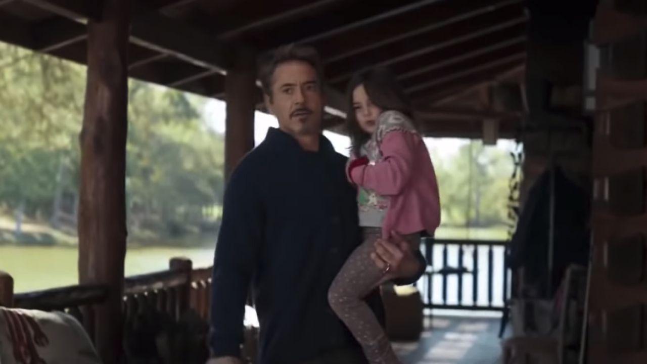 Avengers: Endgame, la figlia di Tony Stark ottimista sul ritorno ...