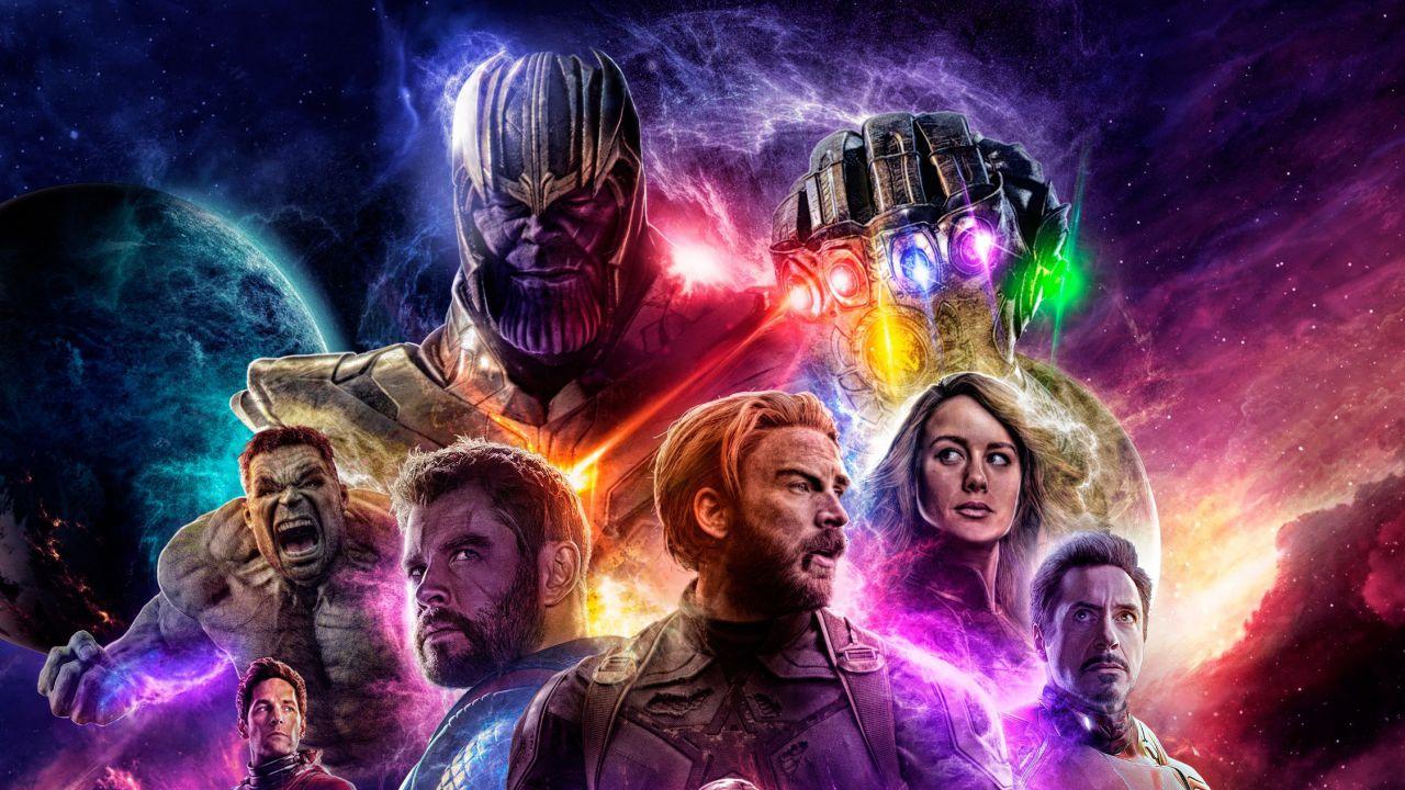Avengers: Endgame, guardate un nuovo meraviglioso concept art ufficiale