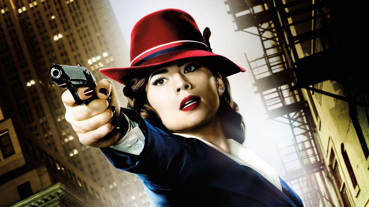 Avengers: Endgame, Hayley Atwell è soddisfatta del film e della sua Peggy Carter