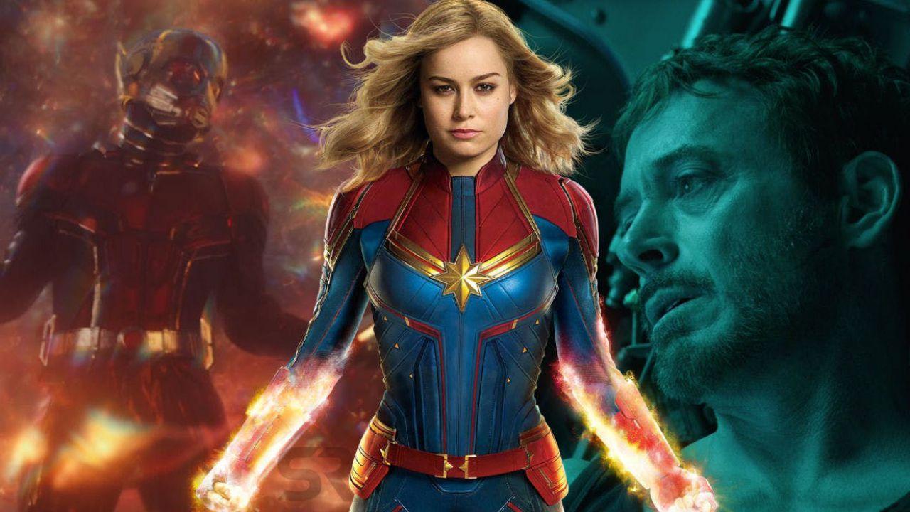 Avengers: Endgame, Kevin Feige sul perché Fury non ha mai parlato di Carol agli Avengers