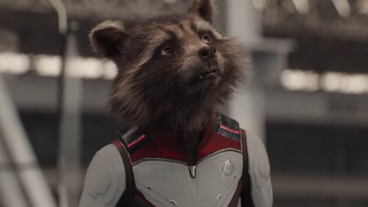 Avengers: Endgame, tagliata una sequenza con Rocket