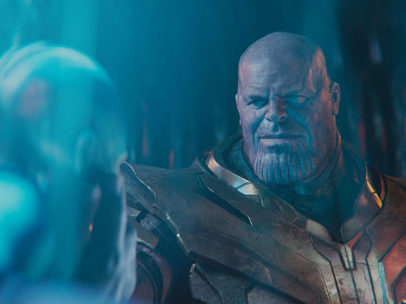Avengers: Endgame, l'VFX supervisor parla delle differenze fra i due Thanos