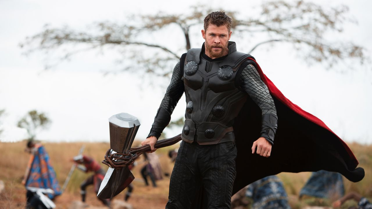 """Avengers: Infinity War, Black Panther ricorda a Thor il suo """"sbaglio"""" per compleanno"""