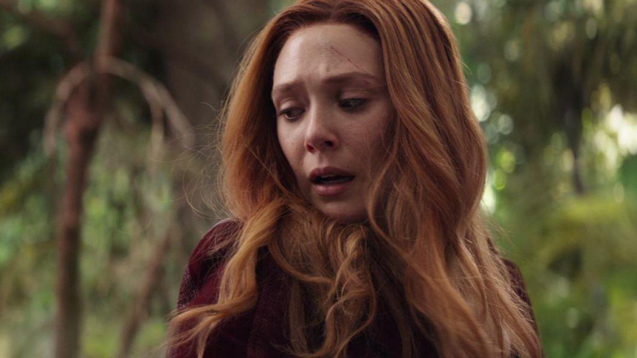 Avengers: Infinity War: Elizabeth Olsen rivela come il cast ha scoperto il finale del film