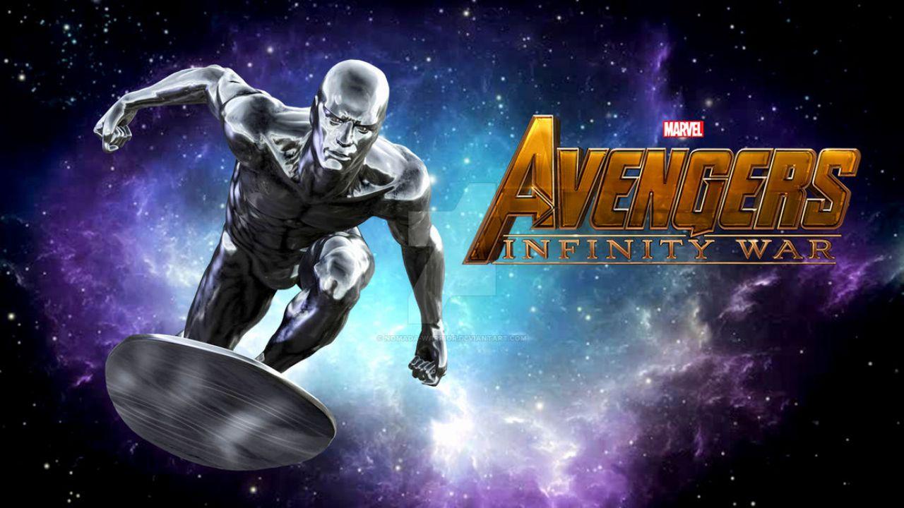 Avengers: Infinity War, Silver Surfer doveva davvero apparire nel film Marvel?