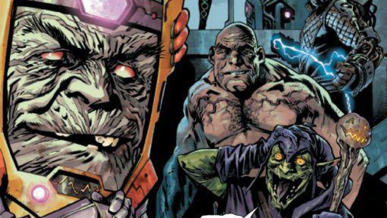 Avengers of The Wastelands riporta in auge un vecchio gruppo di antagonisti