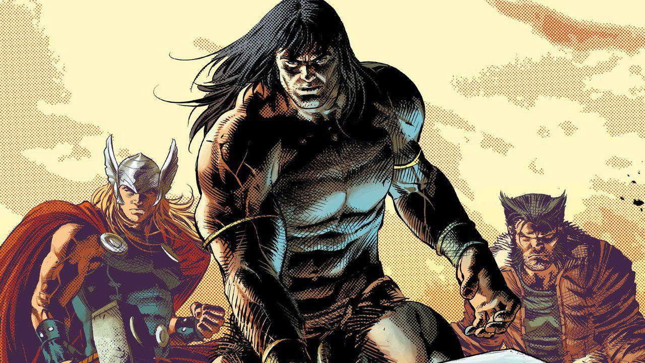 Avengers: No Road Home, i Vendicatori incontrano Conan il Barbaro