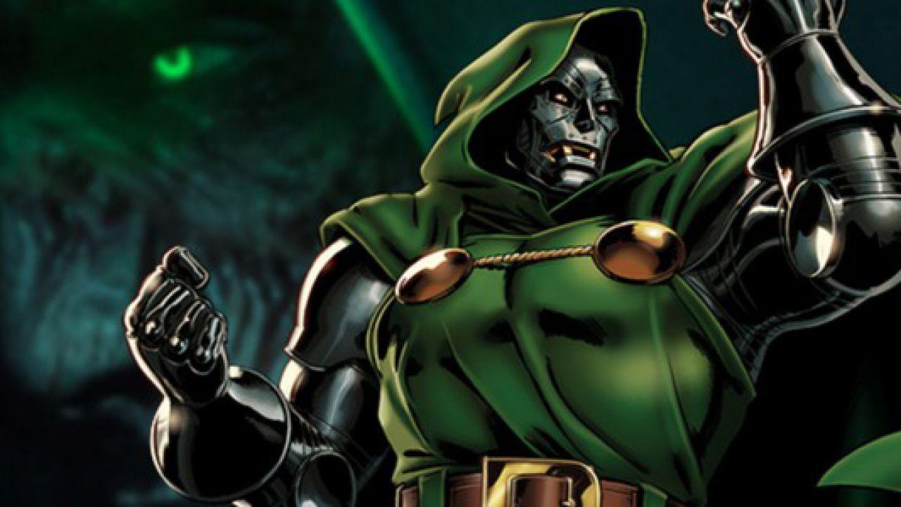 Avengers, spunta un artwork Marvel che immagina Dottor Destino con il Guanto dell'Infinito