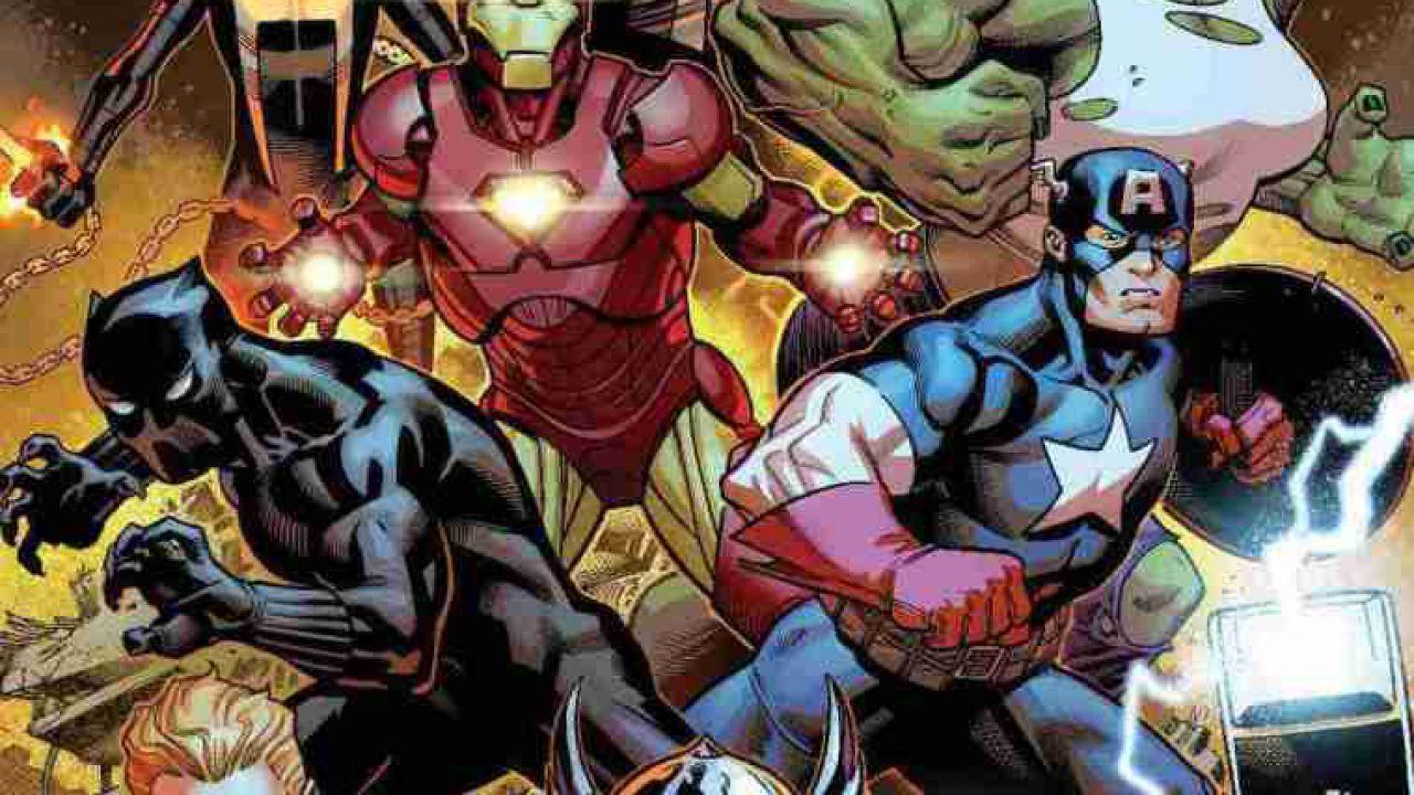 Avengers: il volume 37 ha presentato dei 'nuovi' Iron Fist e Dr. Strange