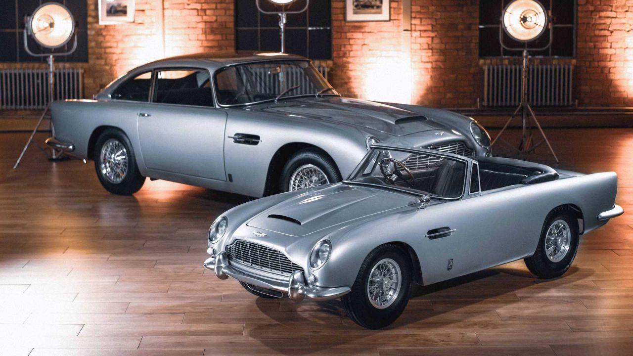 Avete un bimbo appassionato di auto? Aston Martin ha la DB5 che fa per voi