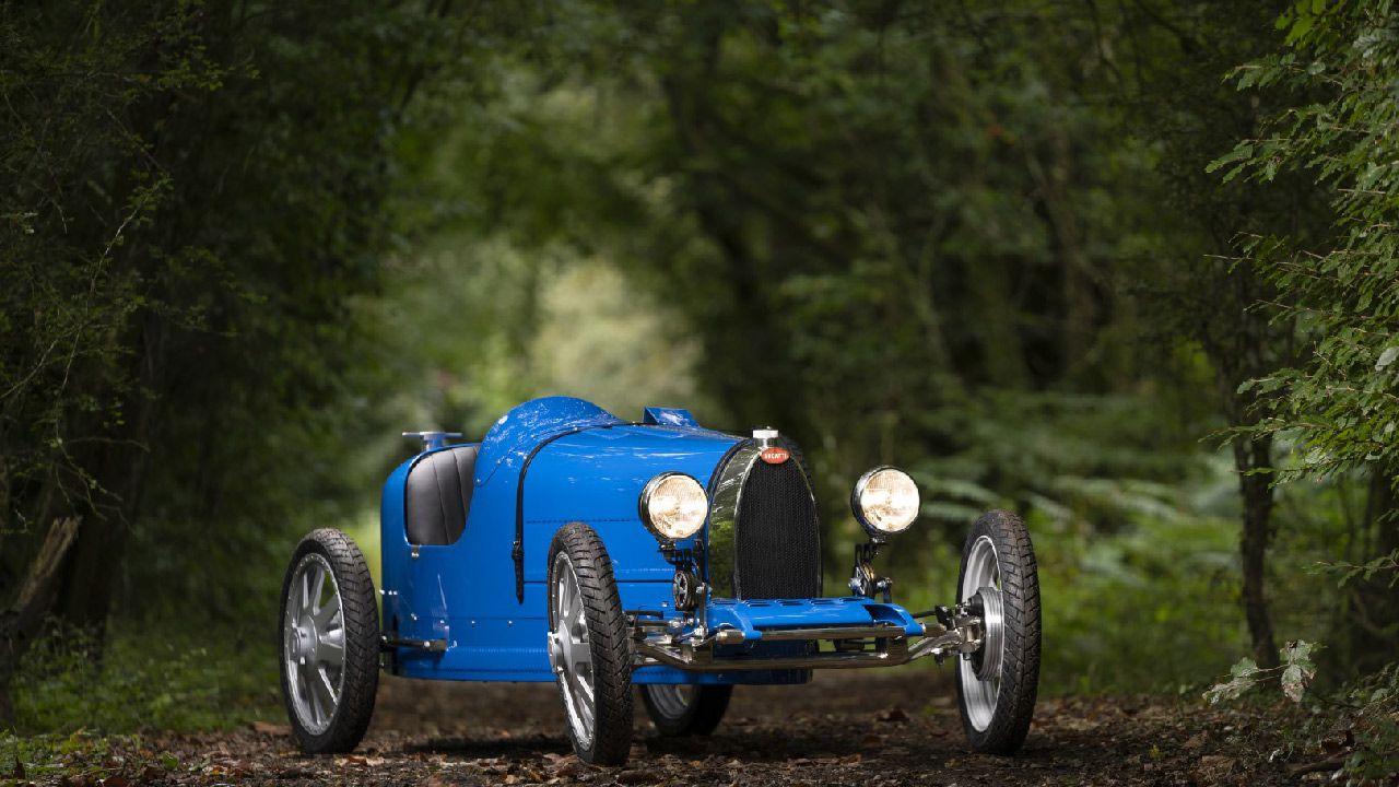 Avviata la produzione della Baby II, la Bugatti da 30.000€ è realtà
