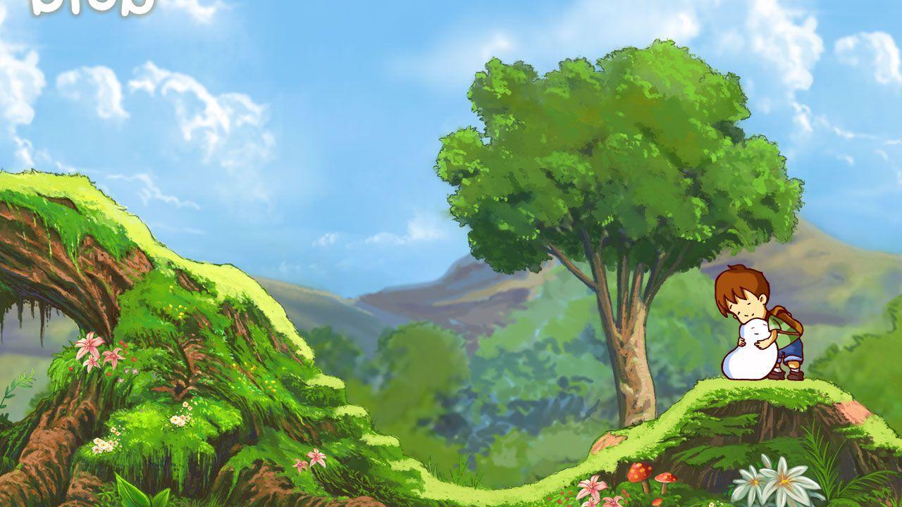 Avvistato A Boy and his Blob su Xbox One, PlayStation 4, PS Vita e PC
