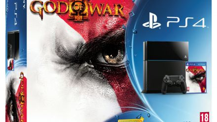 Avvistato un bundle PS4 con God of War 3 Remastered