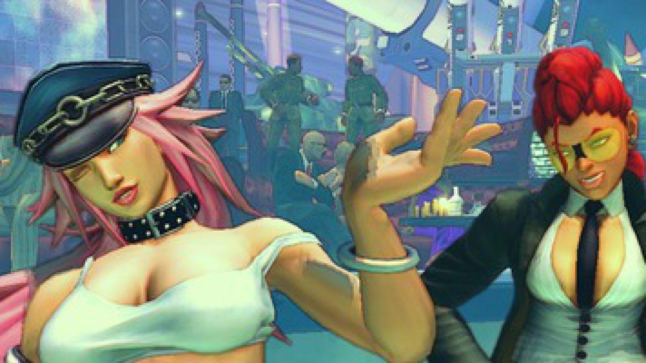 Ayano: Street Fighter V non prima del 2018