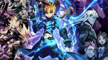 Azure Striker Gunvolt Striker Pack arriverà in Occidente