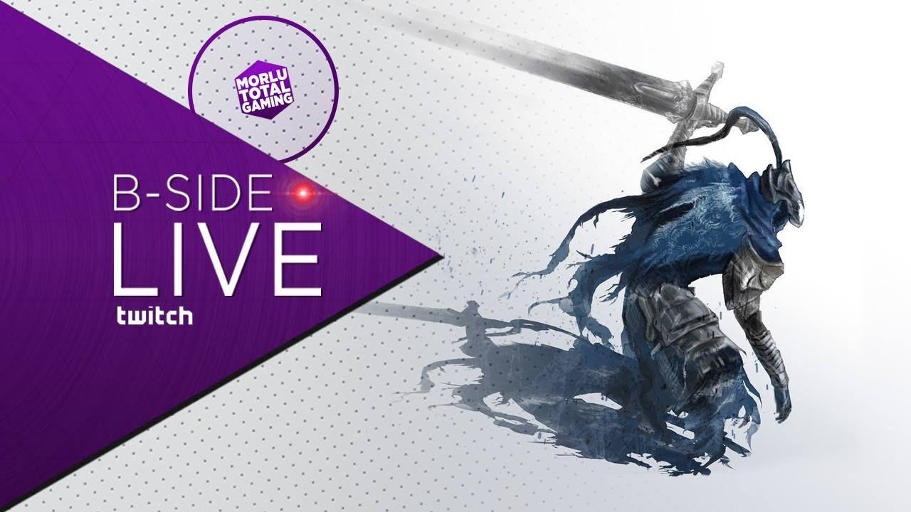 B-Side con Morlu Total Gaming: Dark Souls Random Weapon Mod in diretta su Twitch alle 21:00
