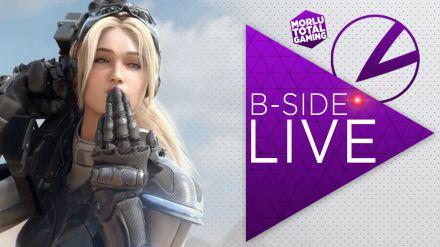 B-Side con Morlu Total Gaming: gli appuntamenti della settimana