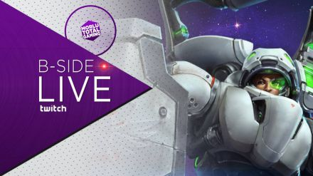 B-Side con Morlu Total Gaming - Heroes of the Storm: Tenente Morales in diretta su Twitch alle 21:00