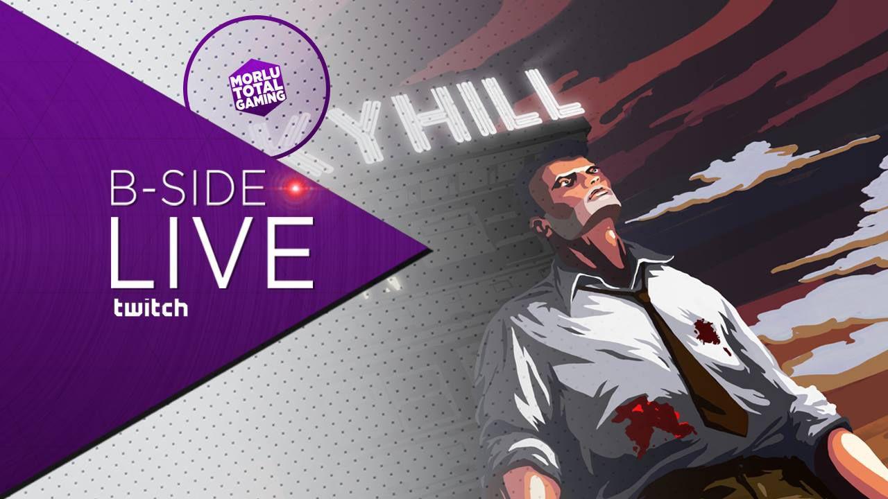 B-Side con Morlu Total Gaming: Skyhill giocato in diretta su Twitch - Replica Live 15/10/2015