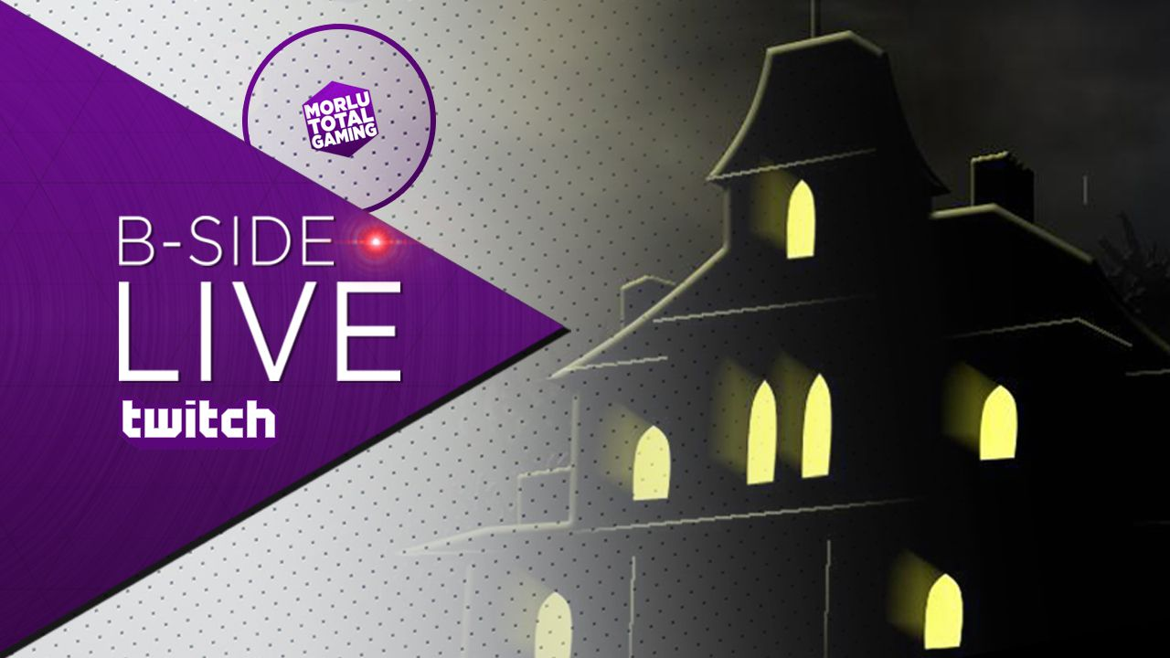 B-Side con Morlu Total Gaming: Spooky's House of Jump Scares - Replica Live 28/05/2015