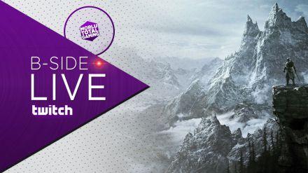 B-Side: Morlu e Todd mostrano le più interessanti mod di Skyrim in diretta su Twitch il 29 maggio alle 21:00