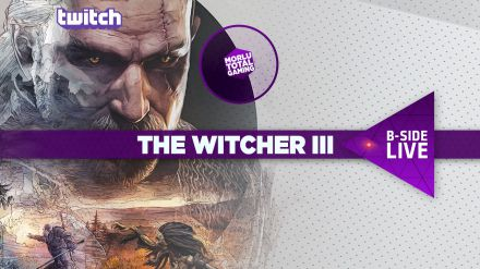 B-Side: The Witcher 3 Wild Hunt giocato da Morlu Total Gaming - Replica Live 21/05/2015