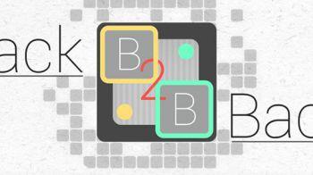 Back To Back, l'originale puzzle di BiStudio è ora disponibile su Google Play