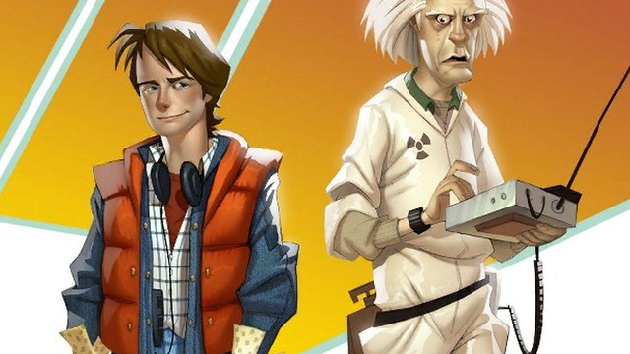 Back to the Future: The Game - Deep Silver annuncia la versione retail