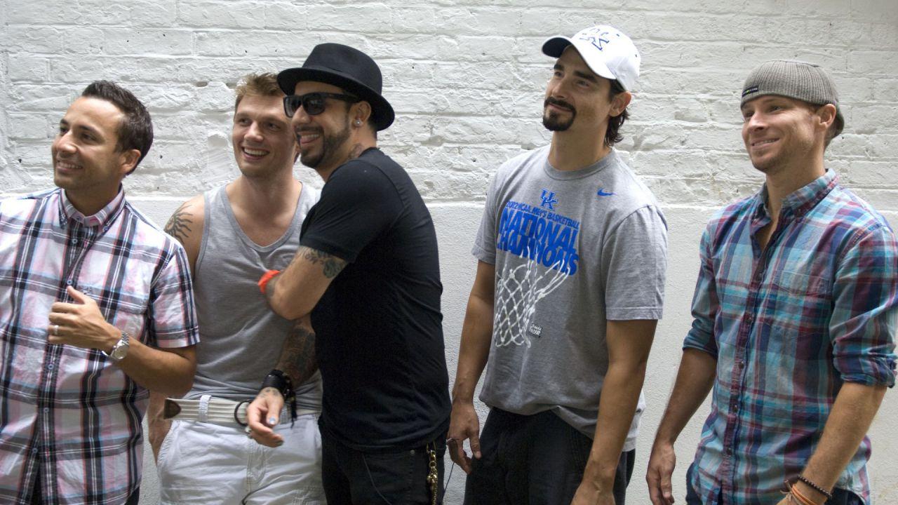 Backstreet Boys: Show 'Em What You're Made Of, ecco un paio di featurette del film concerto