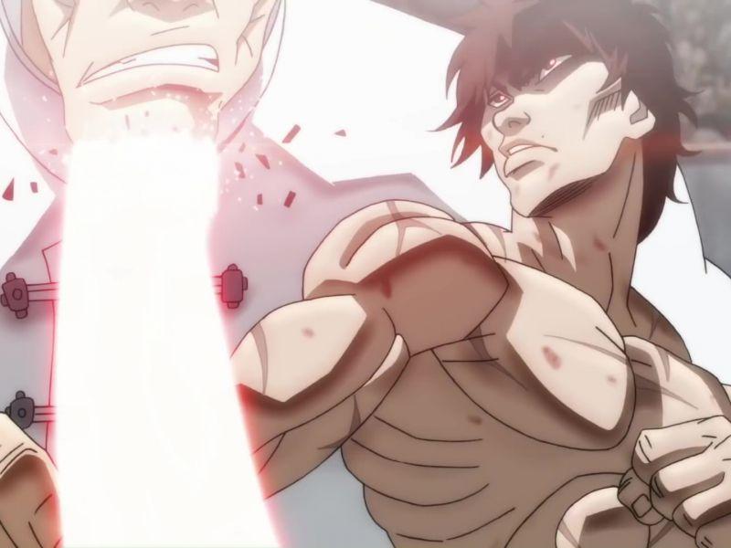 Baki: la seconda stagione dell'anime si è mostrata in un trailer ricco d'azione