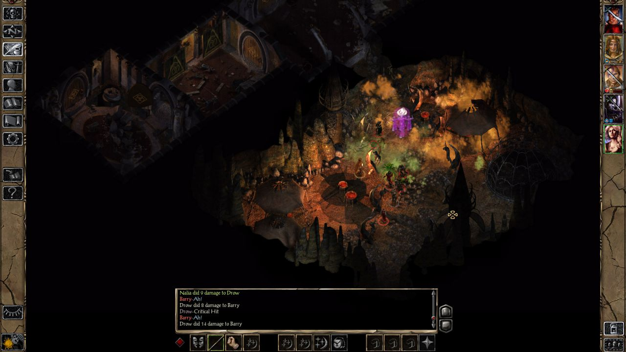 Baldur's Gate 2: Enhanced Edition presto su iPad