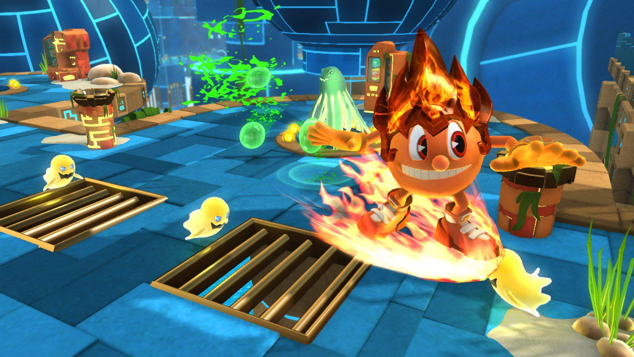 Bandai Namco annuncia Pac-Man and the Ghostly Adventures 2