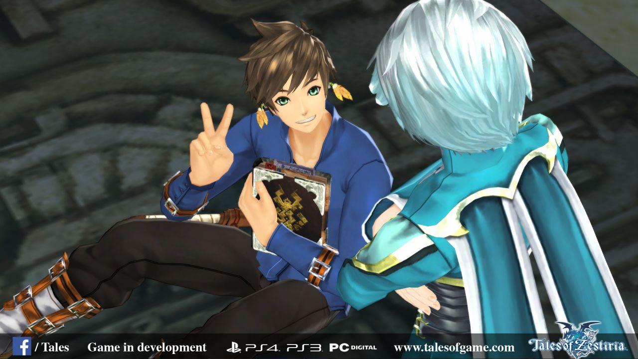 Bandai Namco condivide nuove informazioni su Tales of Zestiria