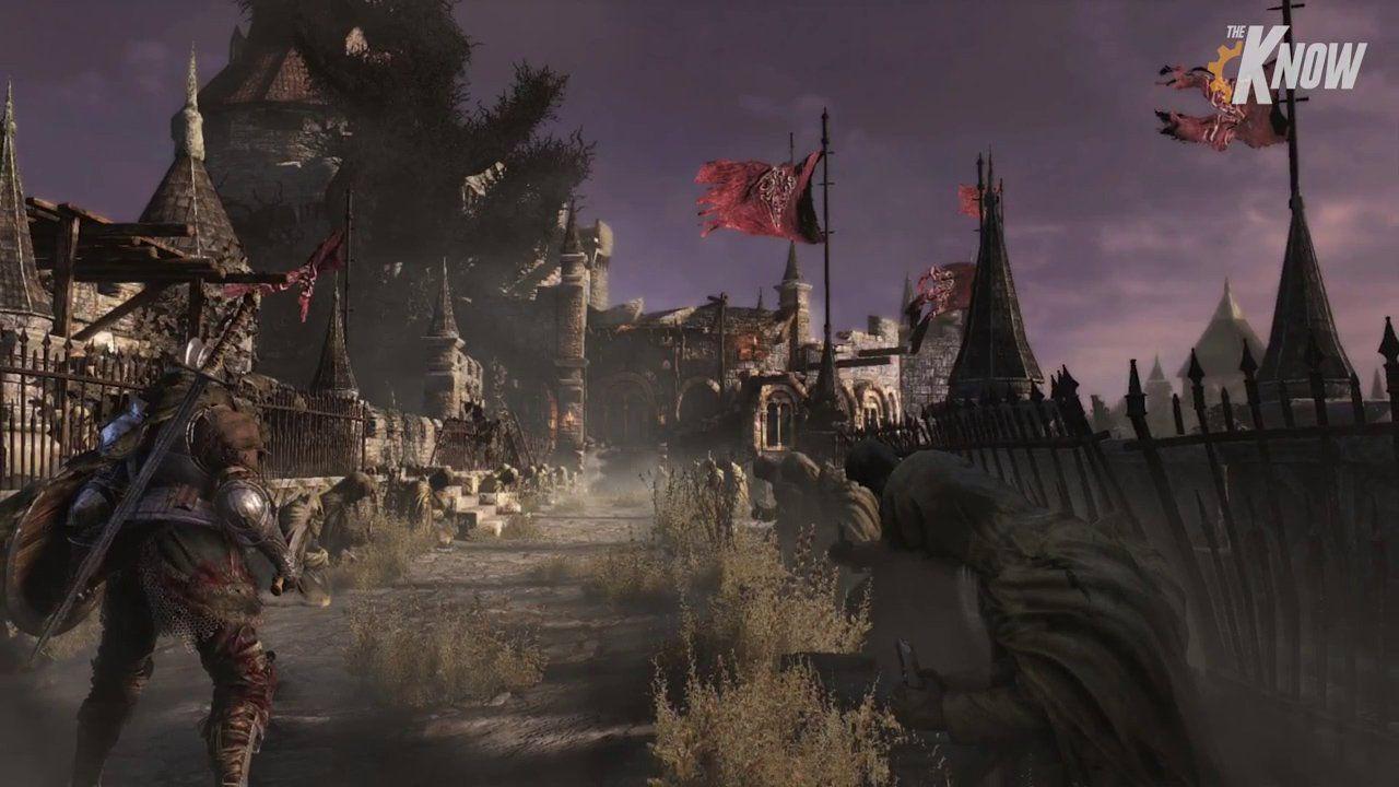 Bandai Namco conferma su Twitter l'esistenza di Dark Souls 3?