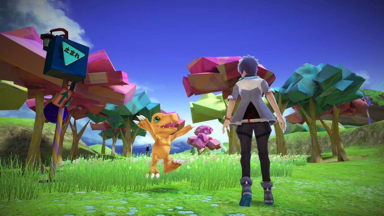 Bandai Namco pubblica nuove immagini per Digimon World: Next Order