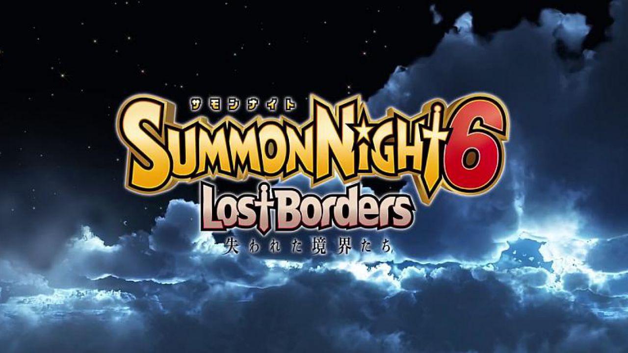Bandai Namco registra in Europa un trademark per Summon Night 6