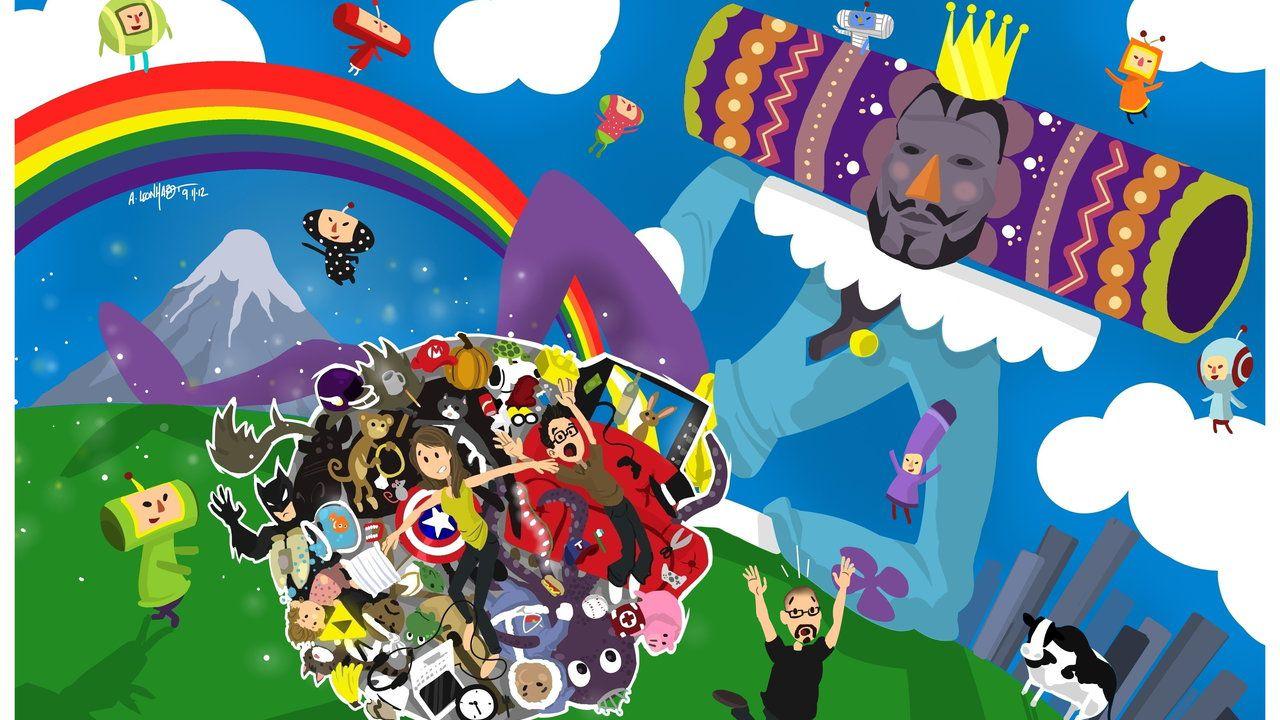 Bandai Namco registra il marchio Tap My Katamari
