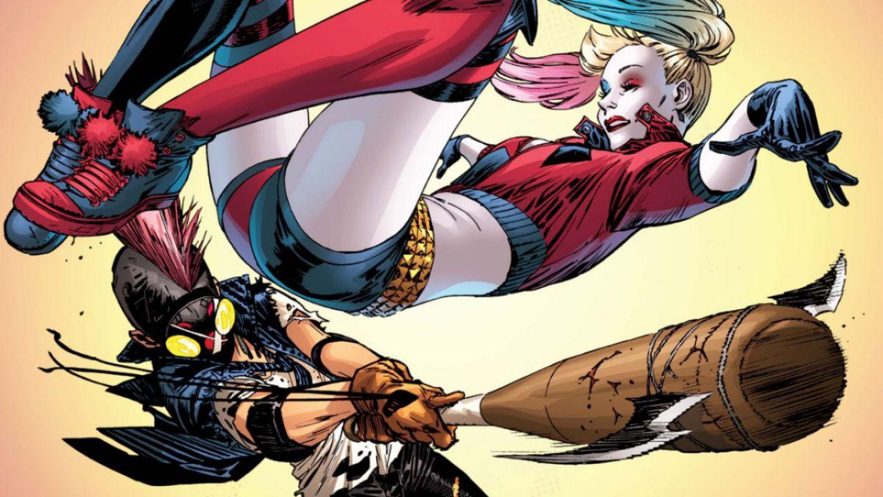 Batman #103 da brividi: Batman e Clownhunter alleati, l'antieroe ucciderà Harley Quinn?